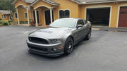 2011 Ford Mustang Shelby GT500 SVT