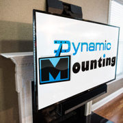 Right Height TV Mount  For TVs that are Too High